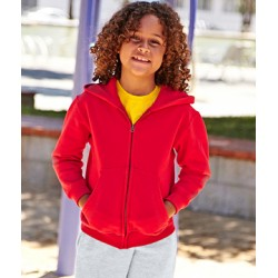 bluza dziecieca Zip Through Hooded Sweat